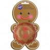 Cápsulas mini cupcakes Estrella Plata Navidad Wilton [CLONE] [CLONE] [CLONE] [CLONE] [CLONE]