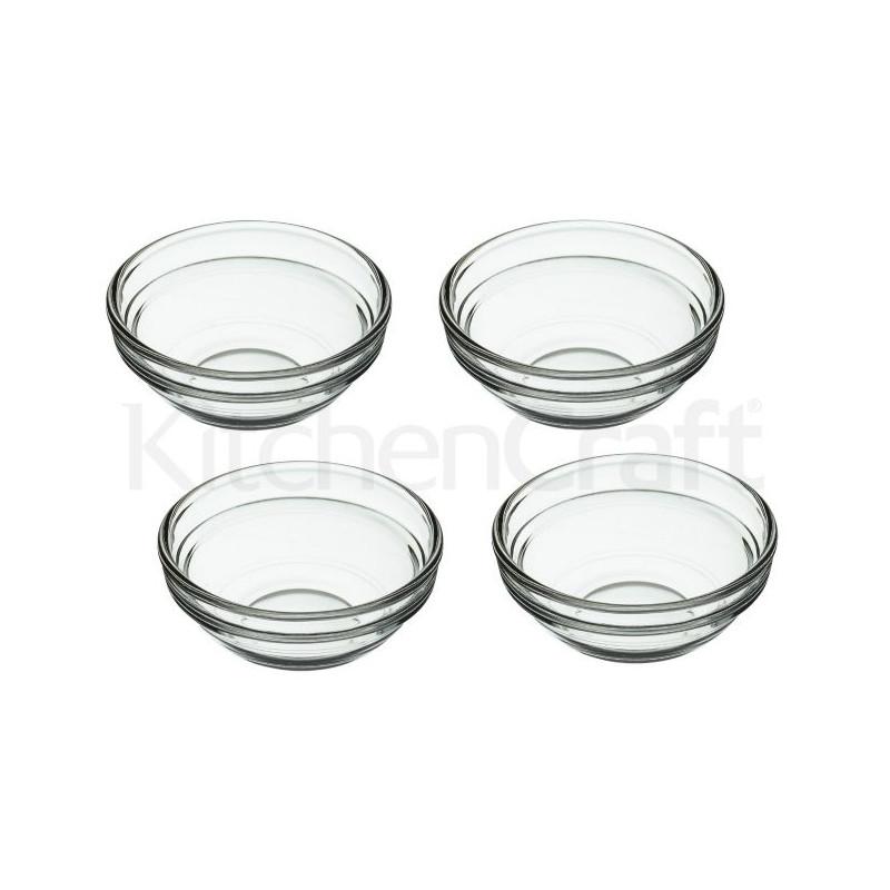 Pack de 4 boles de cristal mini Kitchen Craft