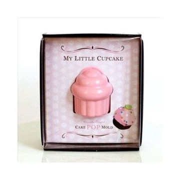 Molde para hacer cakepops Cupcake My Little