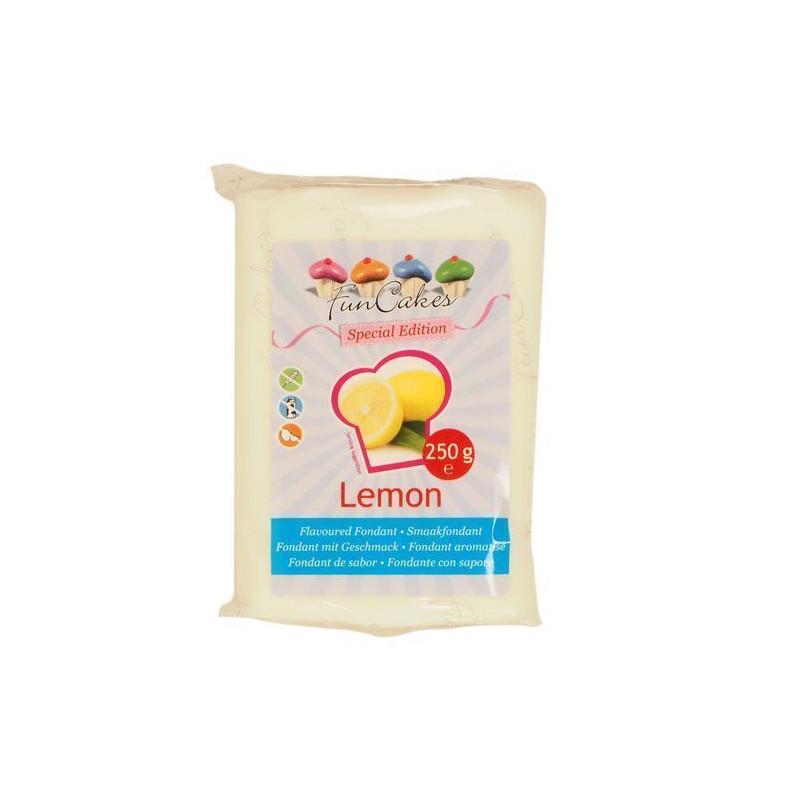 Fondant sabor caramelo 250gr Funcakes [CLONE] [CLONE] [CLONE] [CLONE]