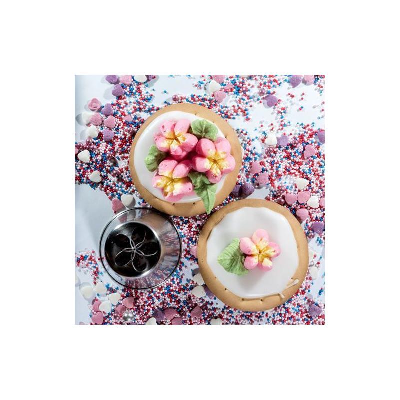 Boquilla rusa Flor Blossom XL Sugar and Crumbs