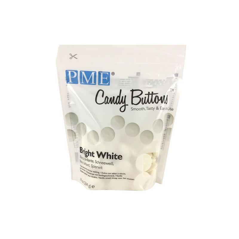 Candy bottons Amarillo 340gr PME [CLONE] [CLONE] [CLONE] [CLONE]