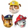 Pack de 8 Mascaras Patrulla Canina
