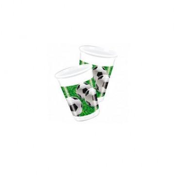Vasos fiesta Futbol