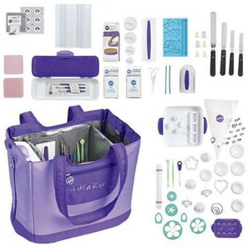 Kit maletín completo de herramientas 216 piezas Wilton