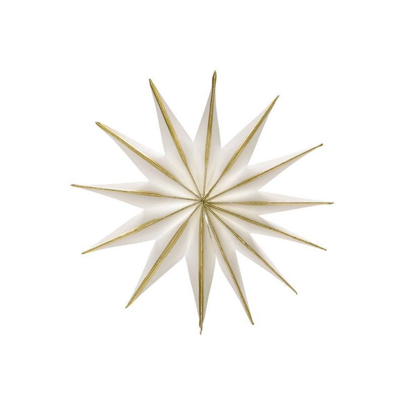 Estrella de Papel 15 cm Gold Green Gate [CLONE]
