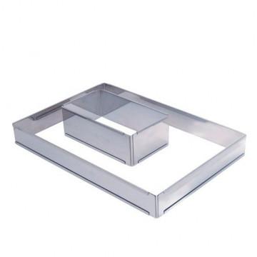 Molde marco extensible rectangular Debuyer