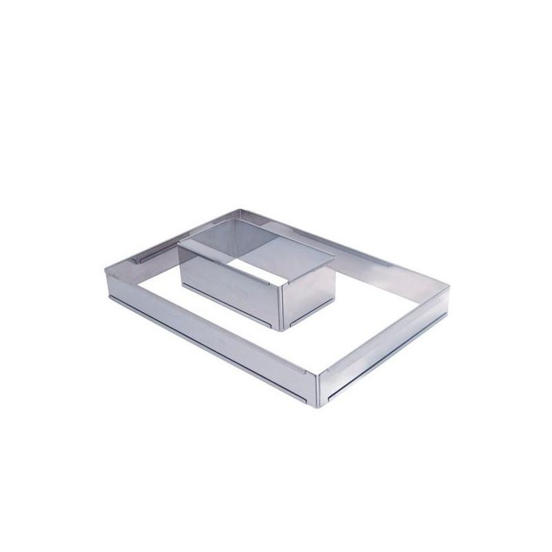 Molde extensible cuadrado Debuyer [CLONE]