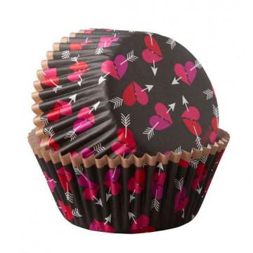 Cápsulas para cupcakes Hello Valentín Wilton [CLONE]
