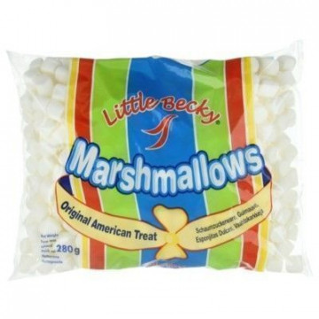 Mini Nubes Marshmallows Little Becky