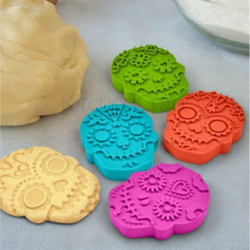 Cortante y marcador de galletas Carabelas Kitchen Craft