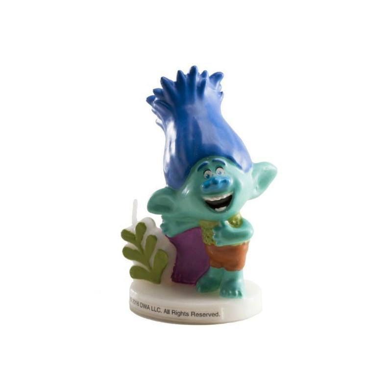 Vela Trolls Poppy regalo [CLONE]