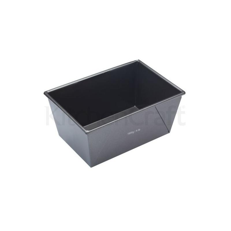Molde rectangular Alto 21 x 13 x 12 cm Master Class [CLONE]