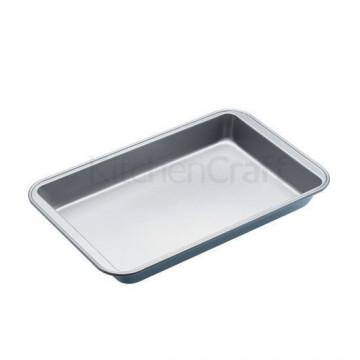 Molde rectangular de  26 x 16 x 3.5 Kitchen Craft