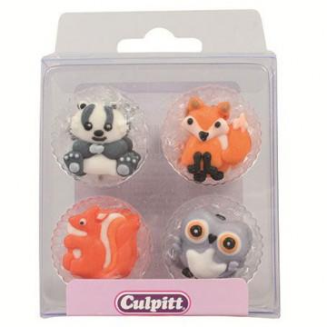 Decoraciones comestibles Animales del mar Culpitt [CLONE]