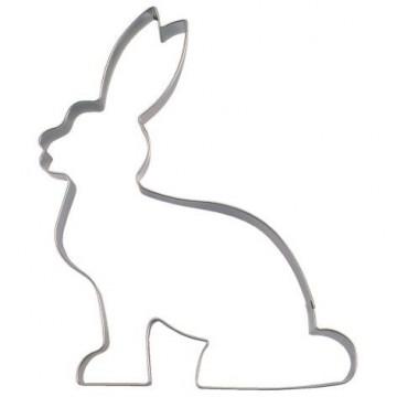 Cortante galleta Conejo de Lado