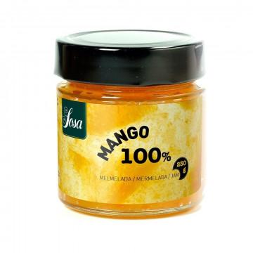 Mermelada de Mango Sosa Ingredientes