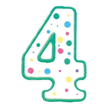 Vela nº 2 cumpleaños Wilton. [CLONE] [CLONE]
