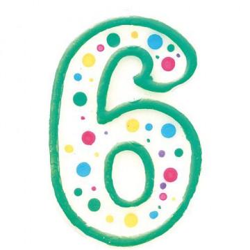 Vela nº 2 cumpleaños Wilton. [CLONE] [CLONE] [CLONE] [CLONE]