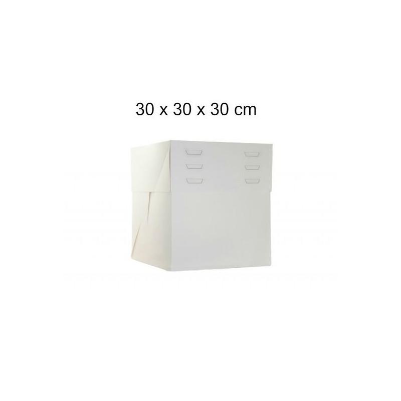 Caja para tartas de 25 cm con altura ajustable [CLONE]