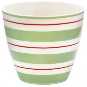 Tazón de leche Elinor Green Green Gatte