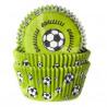 Capsulas cupcakes Futbol Goool HoM