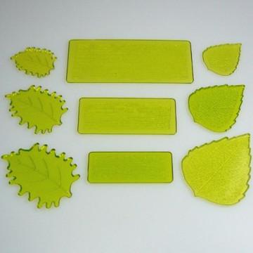 Marcador de Nevaduras Veiners Set 9 piezas JEM