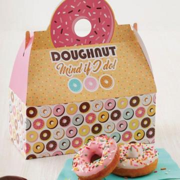 Pack de 2 cajas Donuts Wilton