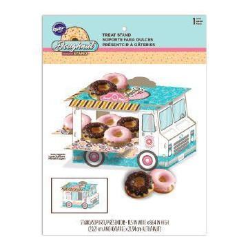 Stand de presentación Donuts Wilton