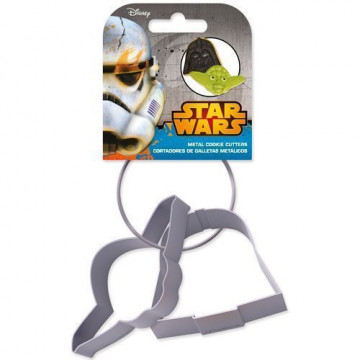 Pack de 2 cortantes Star Wars