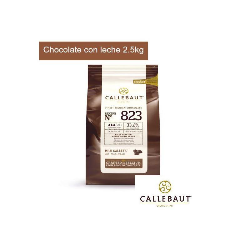 Chocolate con leche en grageas 1kg Callebaut [CLONE]