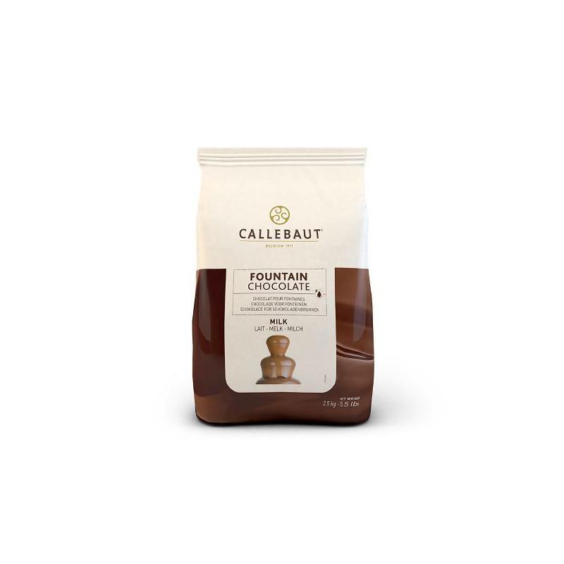 Chocolate negro para fuentes de chocolate 2.5kg [CLONE]