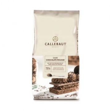 Mousse de Chocolate negro Callebaut