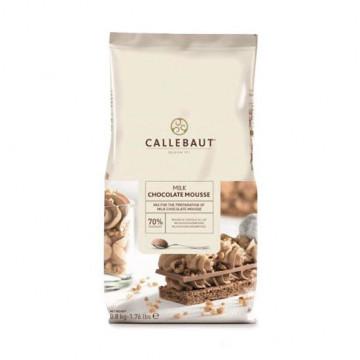 Mousse de Chocolate negro Callebaut [CLONE]