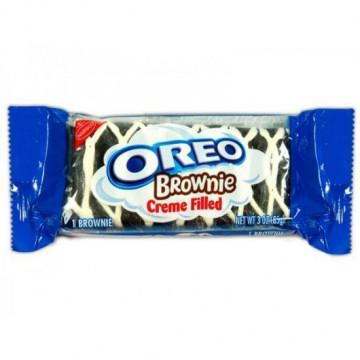 Bizcocho de Oreo y Brownie