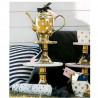 Tetera de cerámica Oro con estrellas Miss Etoile