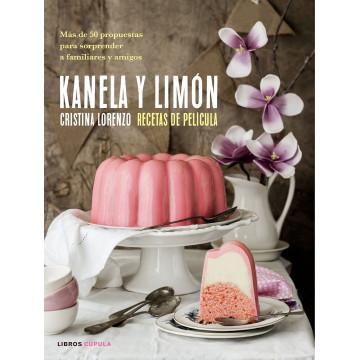 Libro Recetas de Película Kanela y Limón