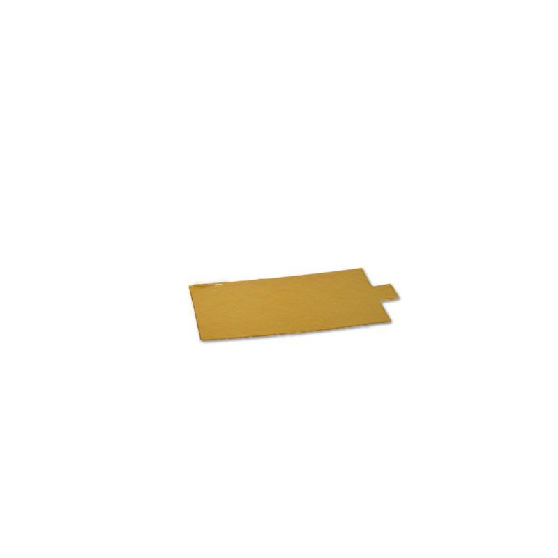 Pack de 10 bandeja para postre individual con pestaña Redondo [CLONE]