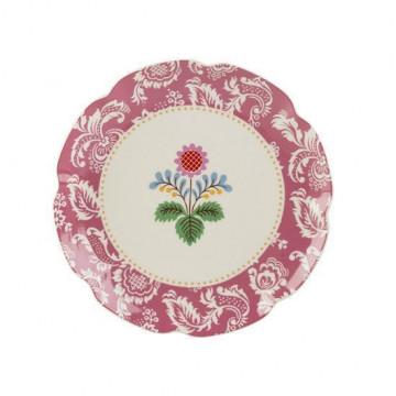 Plato de cerámica 27 cm Festival Folk Katie Alice [CLONE]