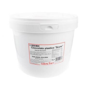 Chocolate plástico blanco 1kg Saracino [CLONE] [CLONE]