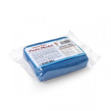 Pasta de modelar azul 250gr Saracino
