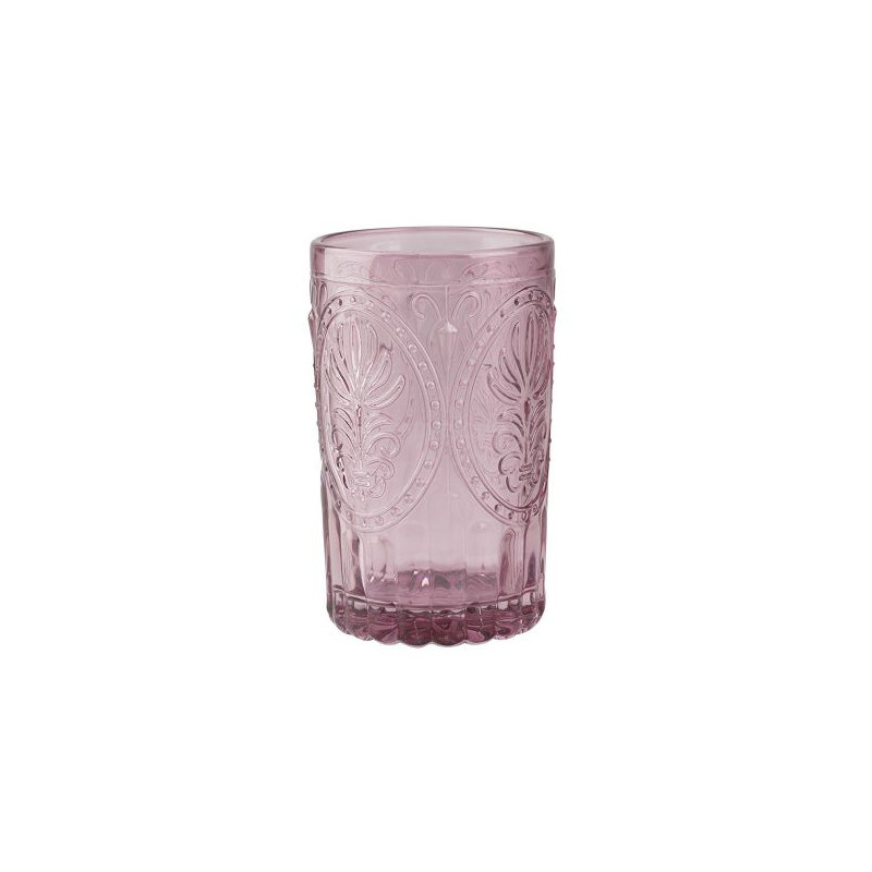 Vaso de cristal labrado Azul Festival Folk Katie Alice [CLONE] [CLONE] [CLONE]