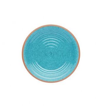 Plato de melanina 27 cm Estilo Terracota Kitchen Craft