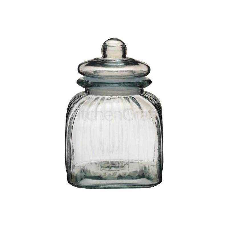 Bote de cristal hermético para galletas 3 Litros Kitchen Craft