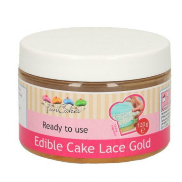 Glasa Elástica Blanco Perla Funcake [CLONE]