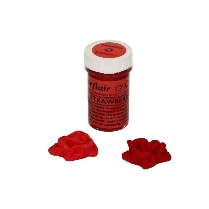 Colorante en pasta Rosa Flamenco Sugarflair [CLONE]