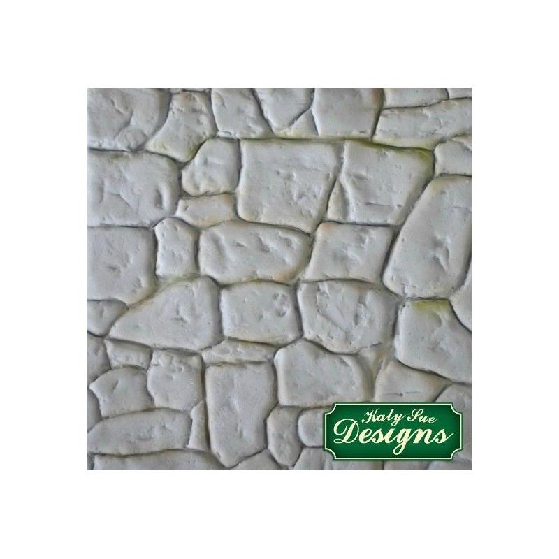 Molde de silicona Muro Piedra Katy Sue