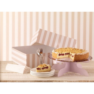 Cake Stand + Caja 30cm Birkmann