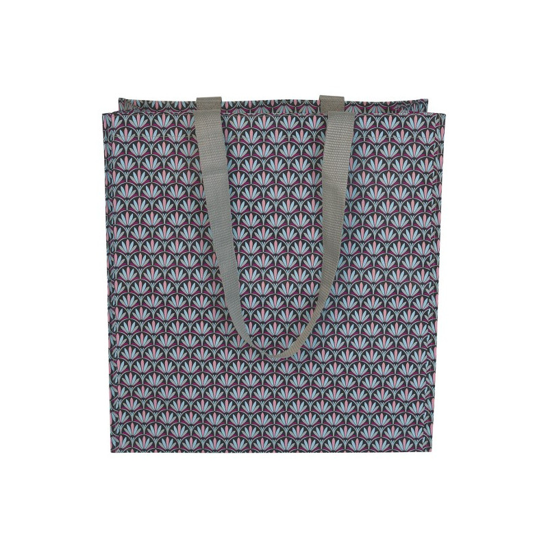Bolsa de la compra Victoria Dark Grey Green Gate