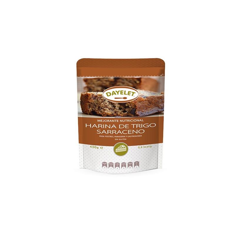 Harina de Trigo Sarraceno 400 gr Dayelet